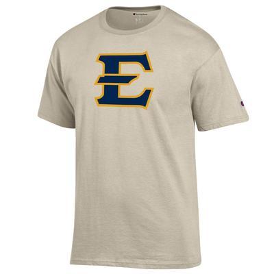 ETSU Champion Giant Logo E Tee
