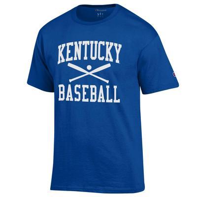 Kentucky Champion Basic Baseball Tee
