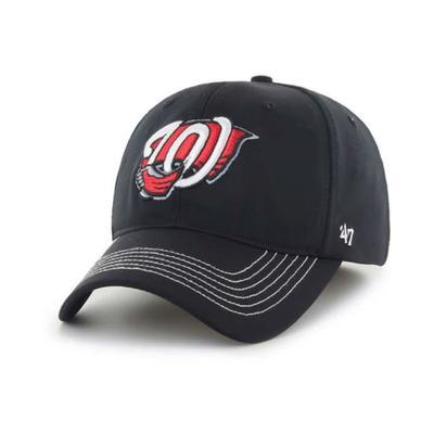 Western Kentucky 47 Brand Baseball Logo Flex Fit Hat