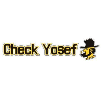 Appalachian State Check Yosef 12