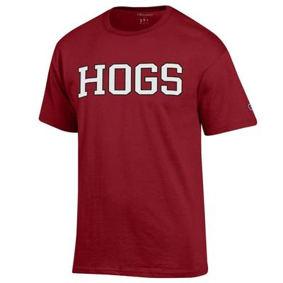 Arkansas Champion Hogs Bold Tee