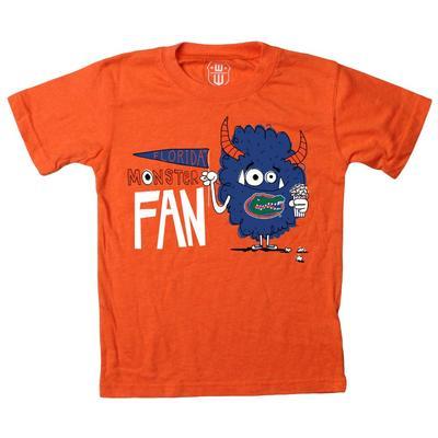 Florida Toddler Monster Fan Short Sleeve Tee