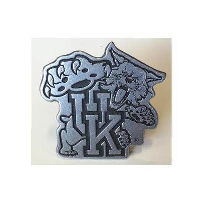 Kentucky Hitch Cover with Wildcat Logo