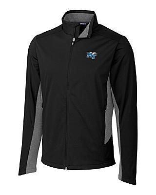 MTSU Cutter and Buck Navigate Soft Shell Jacket