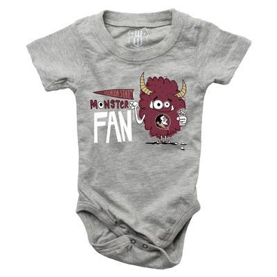 Florida State Infant Monster Fan Onesie
