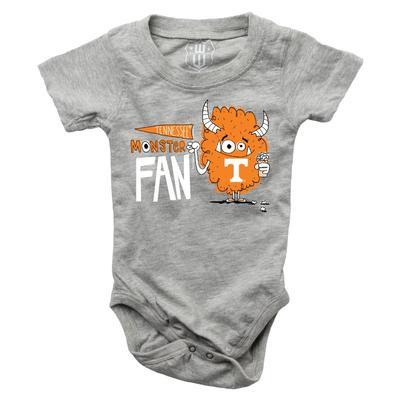 Tennessee Infant Monster Fan Onesie