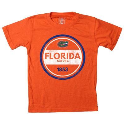 Florida Kids Circle Short Sleeve Tee