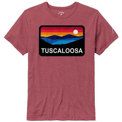 Tuscaloosa League Men's Horizon Victory Falls Tee