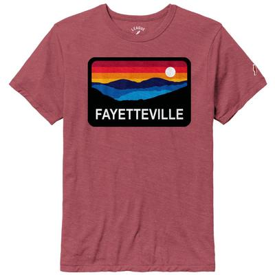 Fayetteville League Men's Horizon Victory Falls Tee