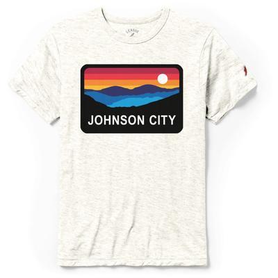 Johnson City League Men's Horizon Victory Falls Tee