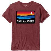 Tallahassee League Men's Horizon Victory Falls Tee