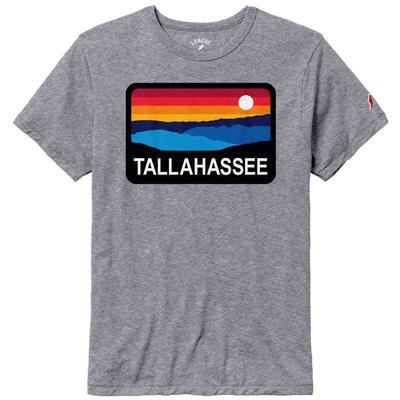 Tallahassee League Men's Horizon Victory Falls Tee FALL_HTHR