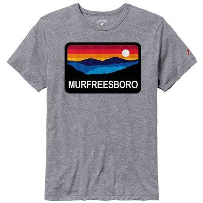 Murfreesboro League Men's Horizon Victory Falls Tee FALL_HTHR