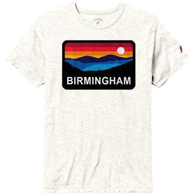 Birmingham League Men's Horizon Victory Falls Tee