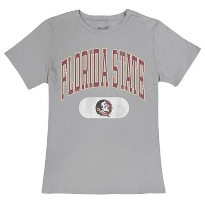 Florida State Vault Arch Over Logo Tee