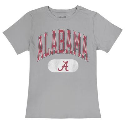 Alabama Vault Arch Over Logo Tee