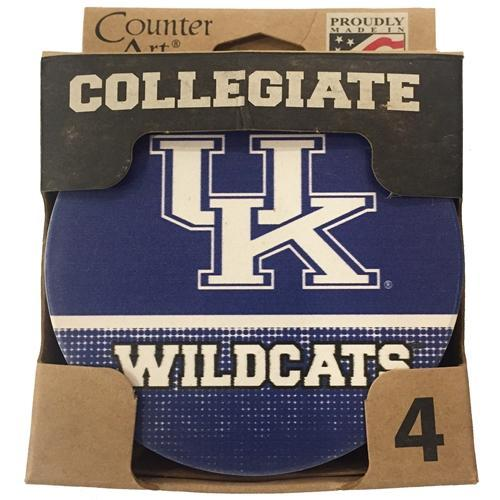 Kentucky Coasters 4 Pack
