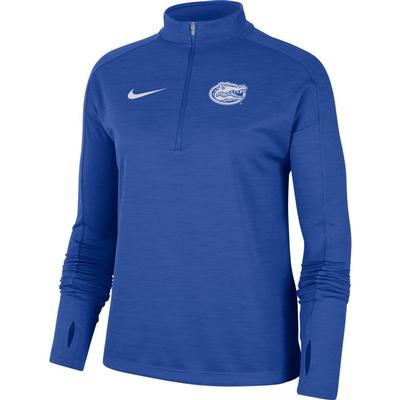Florida Nike Women's 1/4 Pacer Pullover