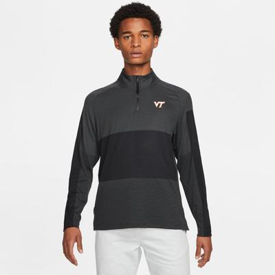 Virginia Tech Nike Golf Men's Vapor Half Zip Pullover