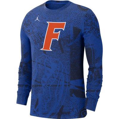 Florida Jordan Brand Long Sleeve Team Tee