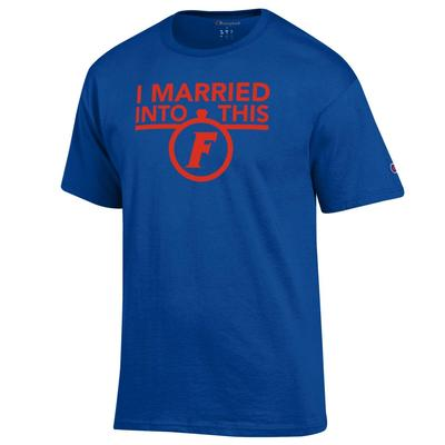 Florida Champion Married Into This Tee