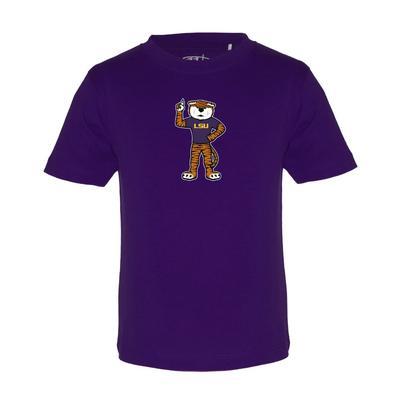 LSU Garb Toddler Mascot Short Sleeve Tee