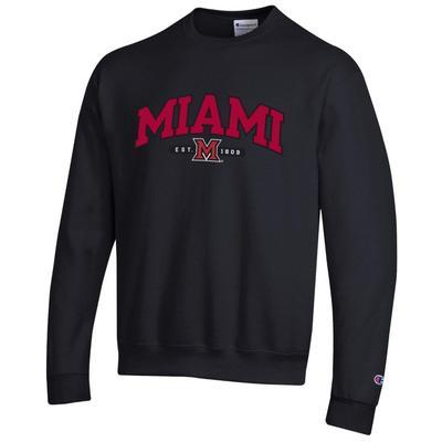 Miami Champion Arch Est Crew