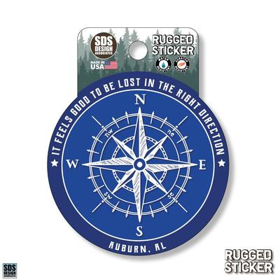 Seasons Design Auburn Compass 3.25