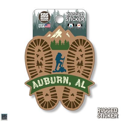 Seasons Design Auburn Hiking Prints 3.25