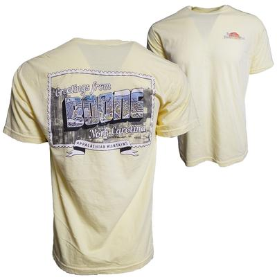 Greetings From Boone Short Sleeve T-Shirt
