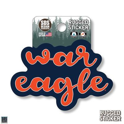 Seasons Design War Eagle Script 3.25