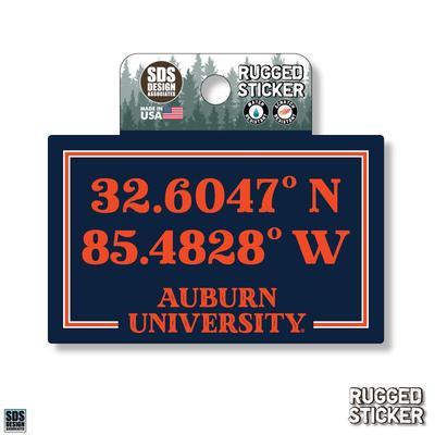 Seasons Design Auburn Coordinates 3.25