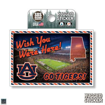 Auburn Seasons Design Wish You Were Here 3.25