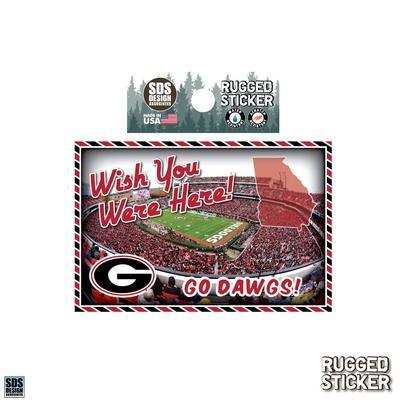 Georgia Seasons Design Wish You Were Here 3.25