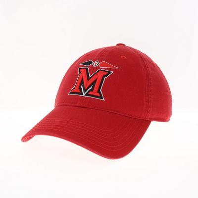 Miami Legacy Myaamia Heritage Collection M Logo Adjustable Hat