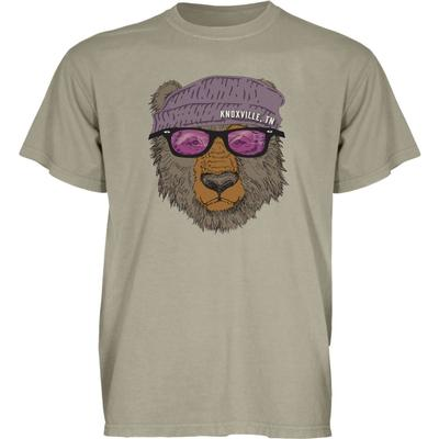 Blue 84 Knoxville Bear with Sunglasses Short Sleeve Tee