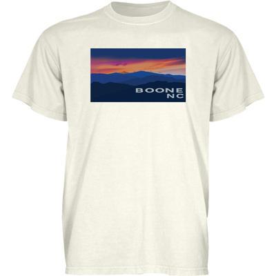 Blue 84 Boone Cogwheel Mountains Short Sleeve Tee