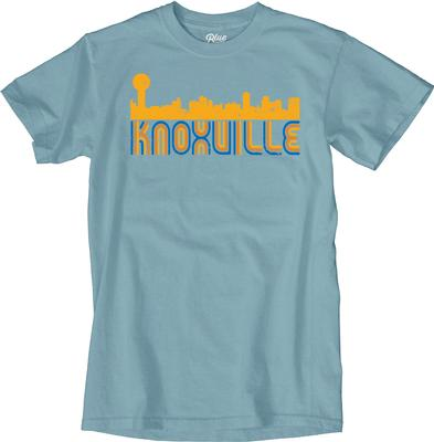 Blue 84 Knoxville Cityscape Short Sleeve Tee