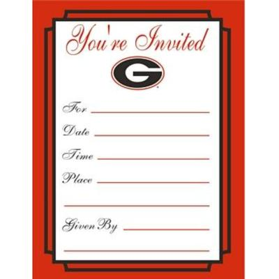 Georgia Formal Invitations