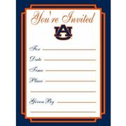 Auburn Formal Invitations