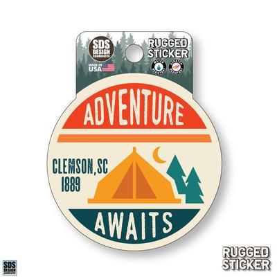 Seasons Design Clemson Adventure Awaits 3.25