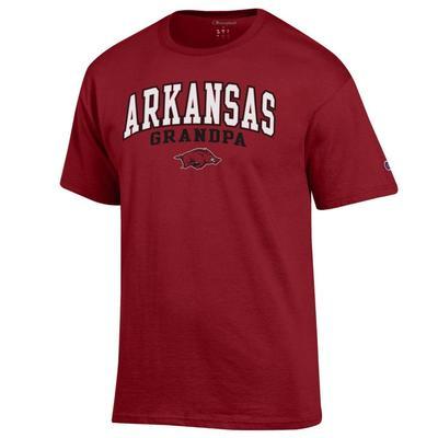 Arkansas Champion Arch Grandpa Tee