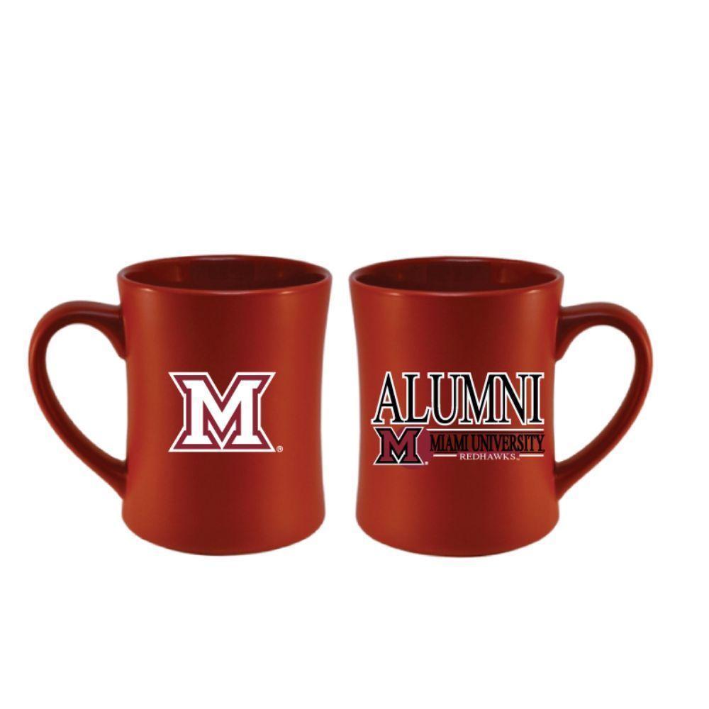 Miami 16 Oz Alumni Mug