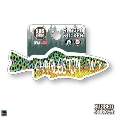 Seasons Design Charleston Fish 3.25