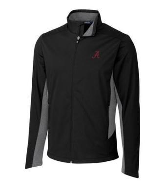 Alabama Cutter & Buck Big & Tall Navigate Softshell Jacket