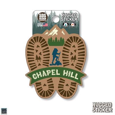 Seasons Design Chapel Hill Hiking Prints 3.25