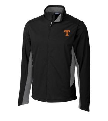 Tennessee Cutter & Buck Big & Tall Navigate Softshell Jacket