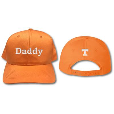 Tennessee Baseball Daddy Hat - Structured