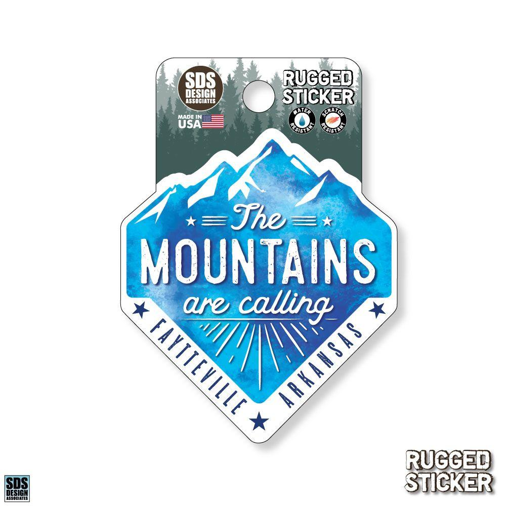 Seasons Design Fayetteville The Mountains Are Calling 3.25