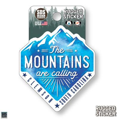 Seasons Design Clemson The Mountains Are Calling 3.25